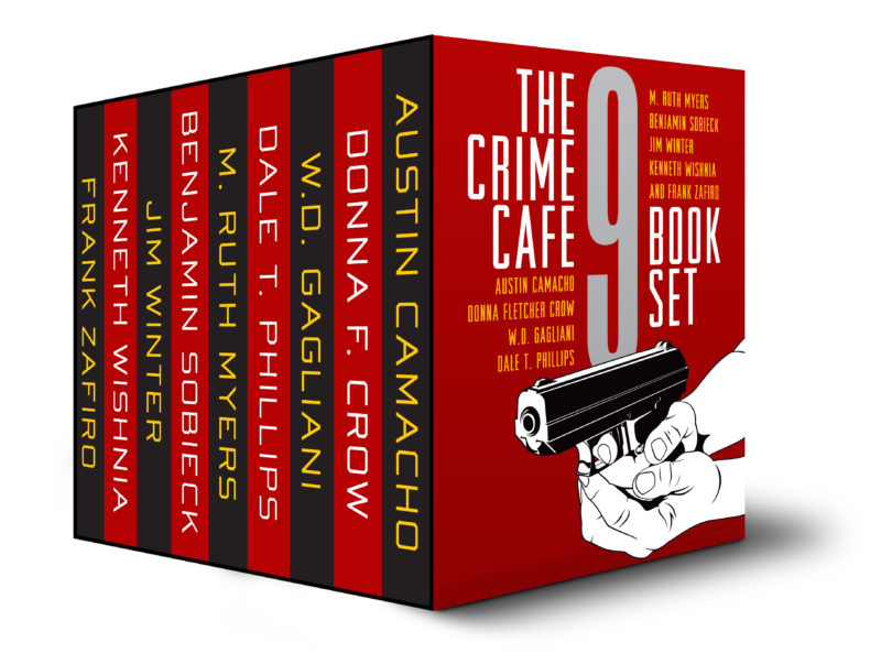 The Crime Cafe 9 Book Set