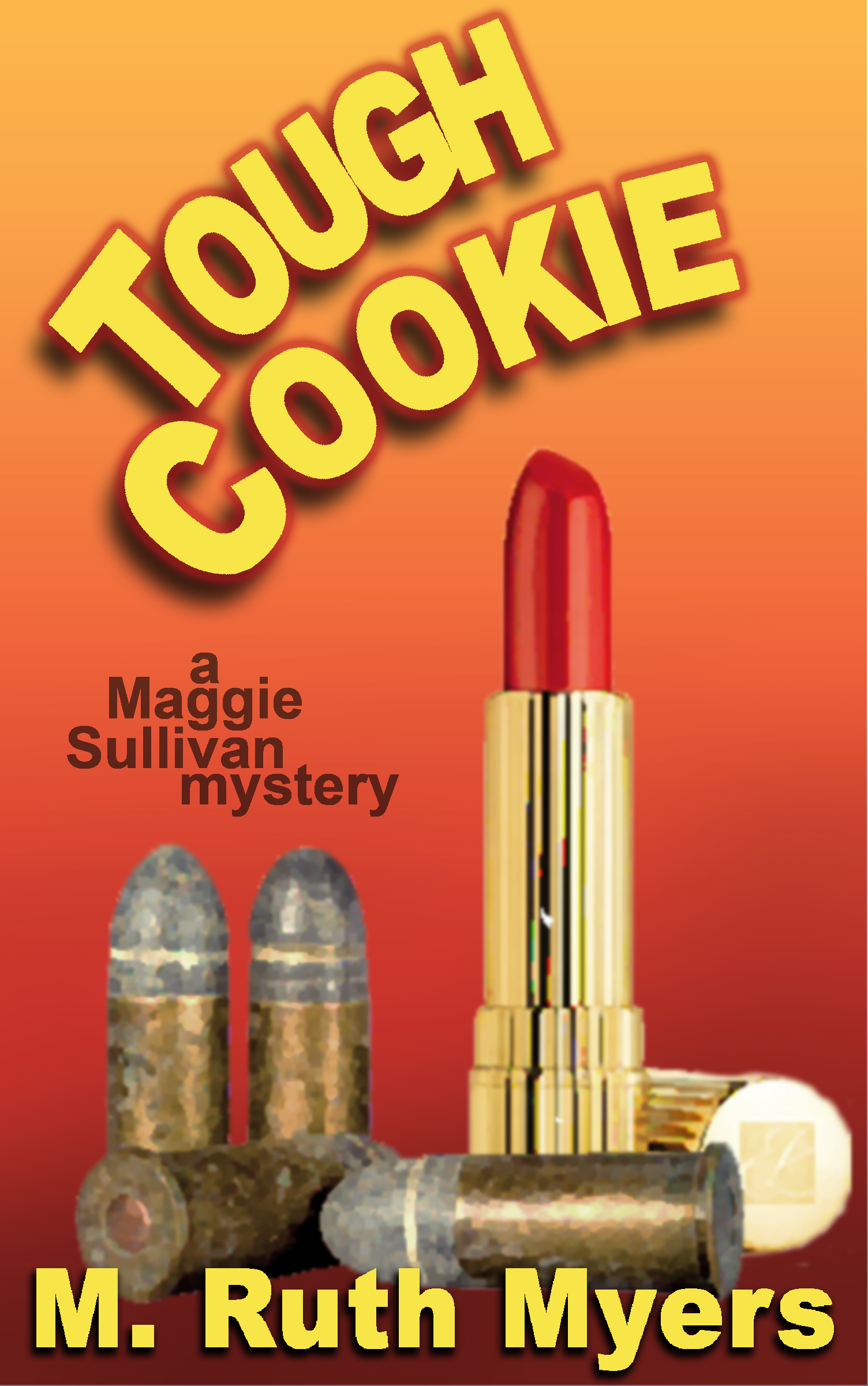 Tough Cookie Amazon Cover